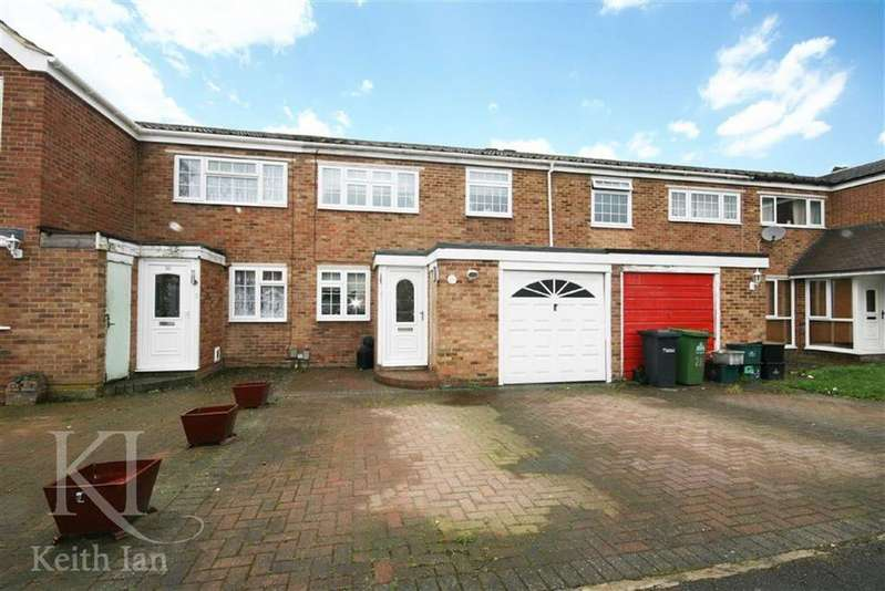 3 Bedrooms Terraced House for sale in Westmeade Close, West Cheshunt