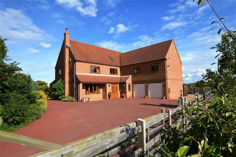6 Bedrooms Detached House for sale in Little Carlton, Nottinghamshire, NG23