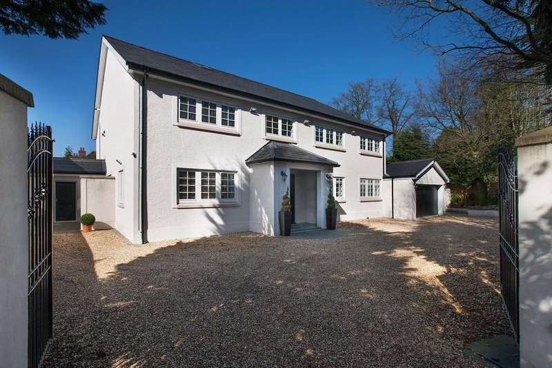 5 Bedrooms Detached House for sale in Avenue Road, Dorridge