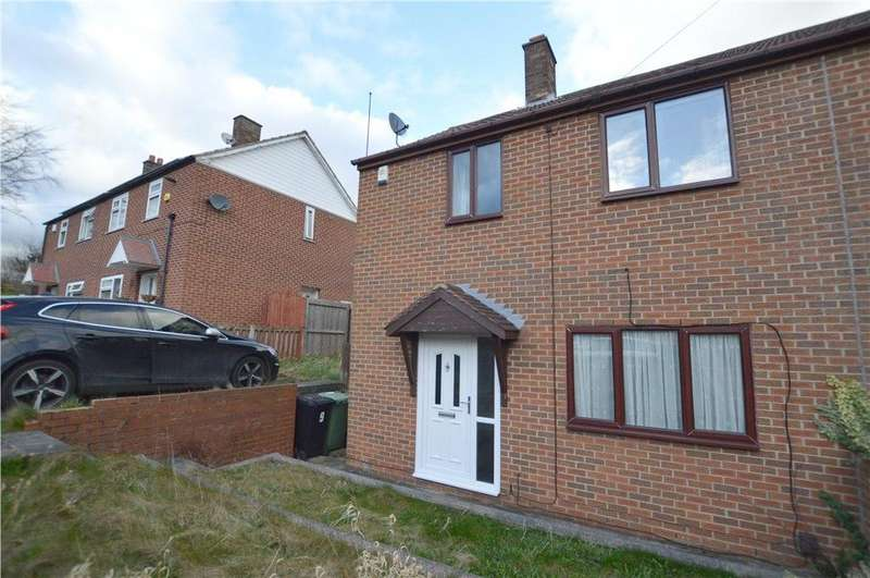 2 Bedrooms Semi Detached House for sale in Eastdean Drive, Leeds, West Yorkshire