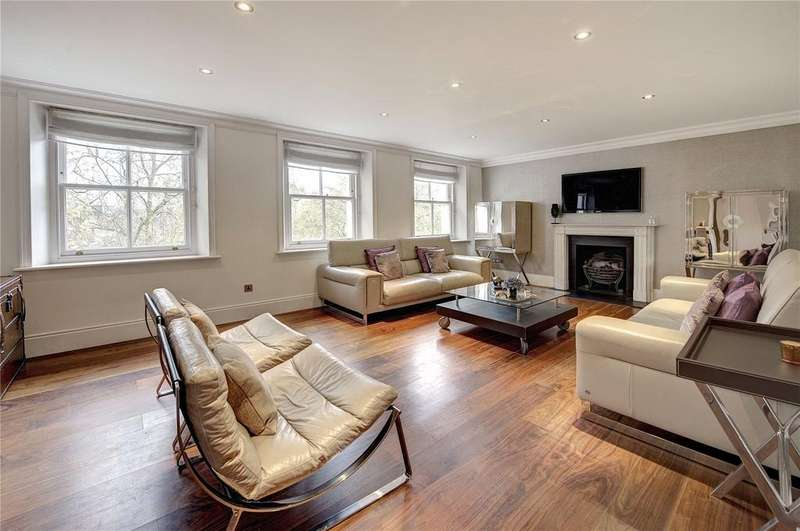 3 Bedrooms Flat for sale in Charlesworth House, 48 Stanhope Gardens, London