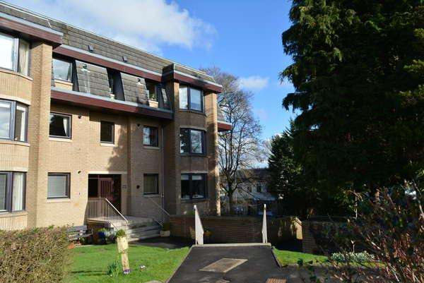 2 Bedrooms Flat for sale in 64 St. Germains, Bearsden, Glasgow, G61 2RS