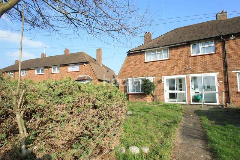 2 Bedrooms End Of Terrace House for sale in Ronfearn Avenue, Orpington, Kent, BR5