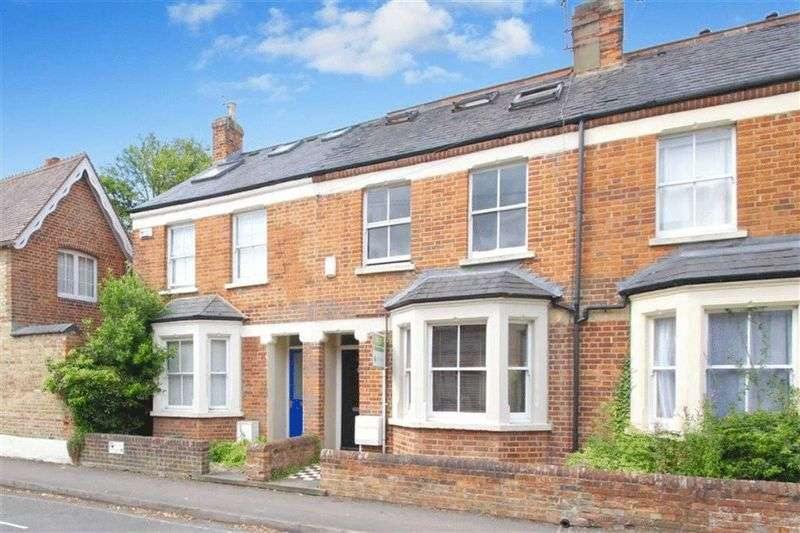 3 Bedrooms Terraced House for sale in Middle Way, Summertown