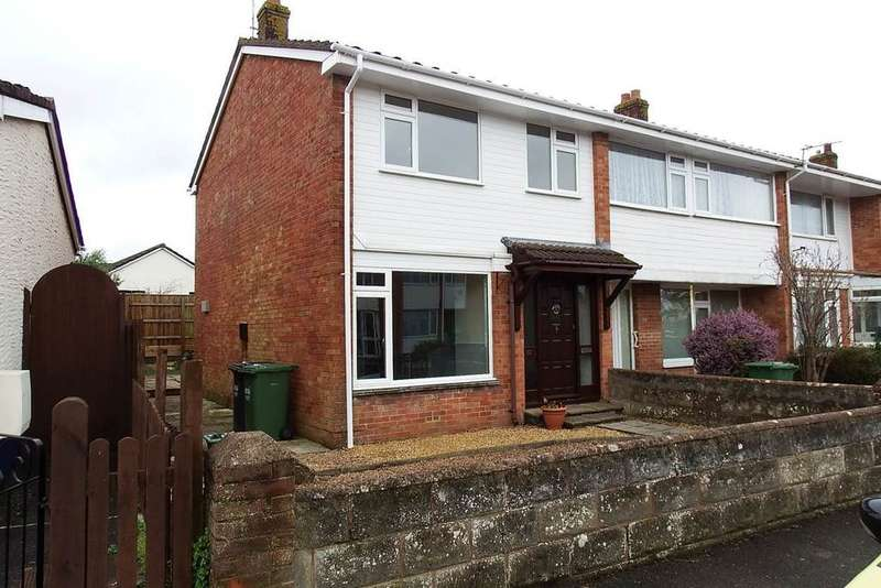 3 Bedrooms End Of Terrace House for sale in Babbages, Bickington