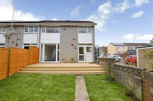 3 Bedrooms End Of Terrace House for sale in Shirley Gardens, Plymouth, Devon
