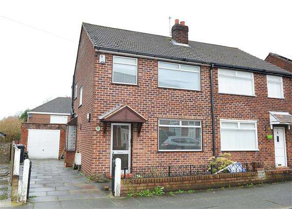 3 Bedrooms Semi Detached House for sale in 28 Belgrave Road, Cadishead M44 5ZH