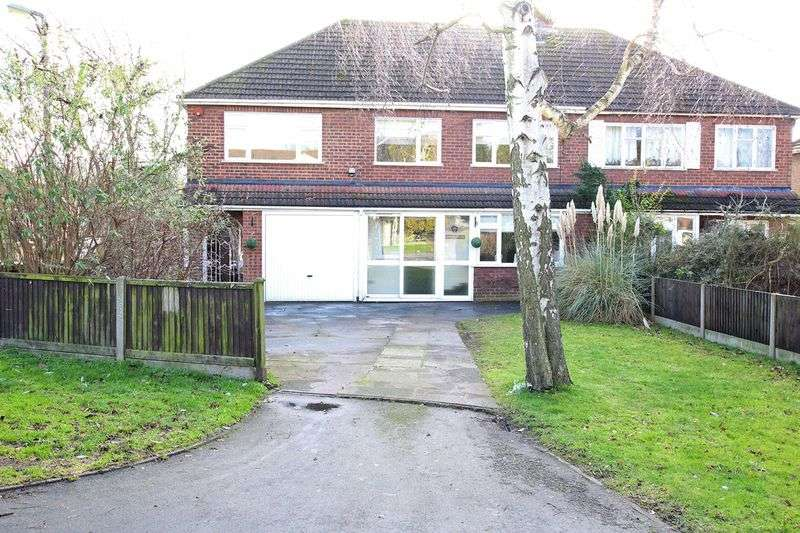 5 Bedrooms Semi Detached House for sale in Middle Street, Nazeing