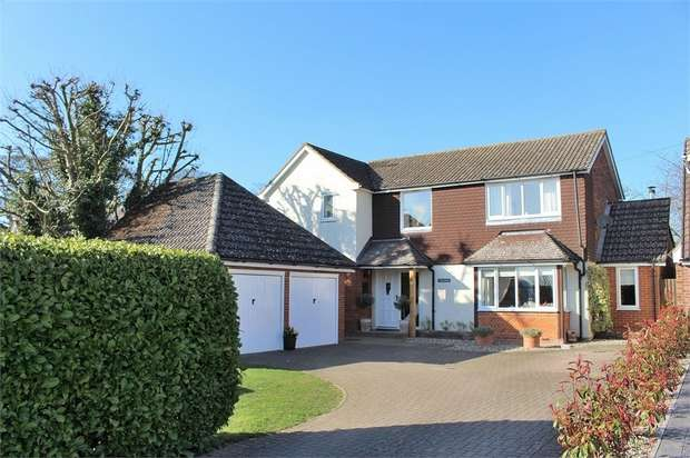 4 Bedrooms Detached House for sale in High Easter, Chelmsford, Essex