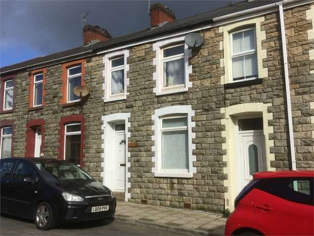 2 Bedrooms Terraced House for sale in Highland Place, Bridgend, Bridgend, Mid Glamorgan