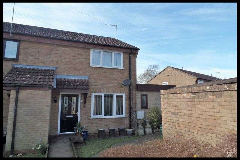 3 Bedrooms Terraced House for sale in Deridene Court, Totton