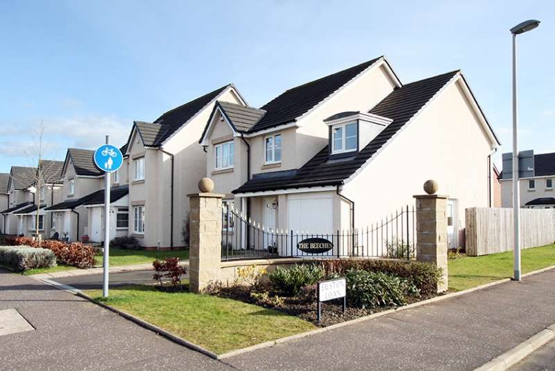 4 Bedrooms Detached Villa House for sale in Eilston Road, Kirkliston, Edinburgh, EH29 9FJ
