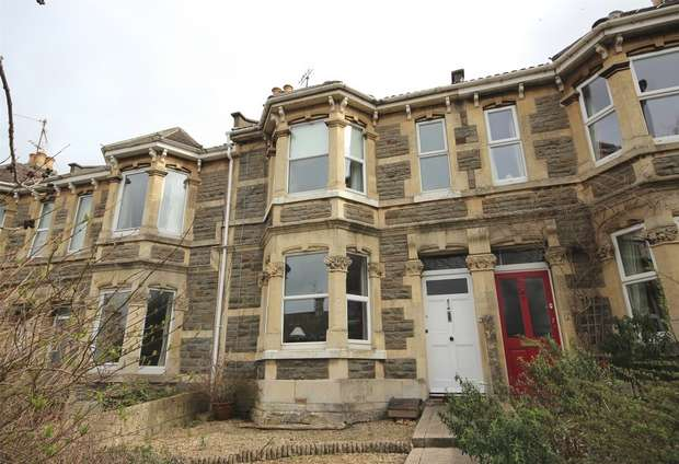 3 Bedrooms Terraced House for sale in Wellsway, BATH