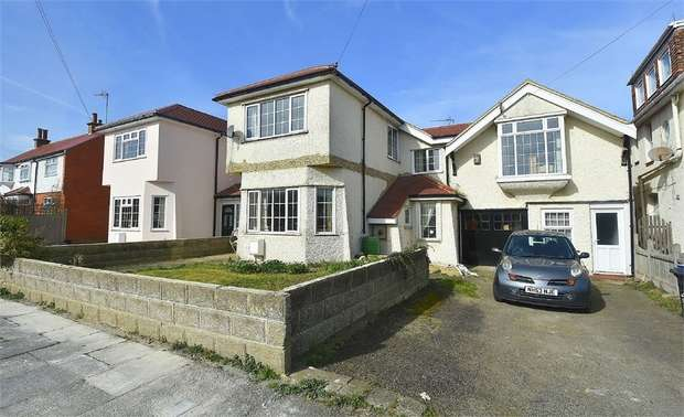 5 Bedrooms Semi Detached House for sale in Percy Avenue, Broadstairs, Kent
