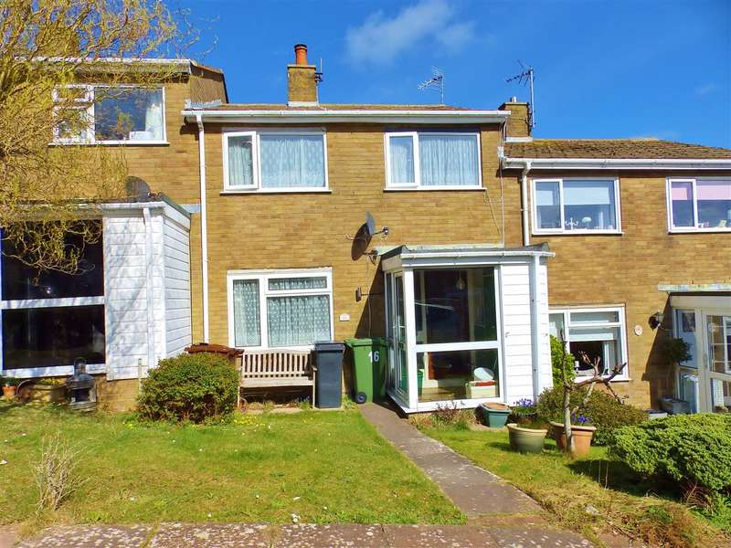 3 Bedrooms Terraced House for sale in Hill Road, Eastbourne