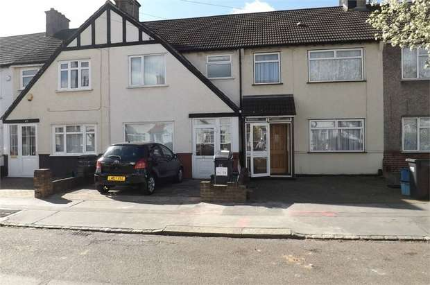 3 Bedrooms Terraced House for sale in Thornton Avenue, Croydon, Surrey