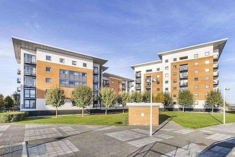 2 Bedrooms Flat for sale in Felixstowe Court, London