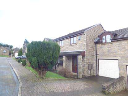 4 Bedrooms Terraced House for sale in Marsden Court, Burnley, Lancashire