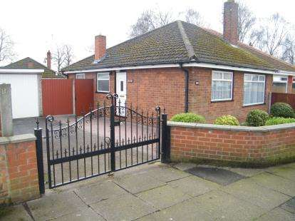 2 Bedrooms Bungalow for sale in West Street, Crewe, Cheshire
