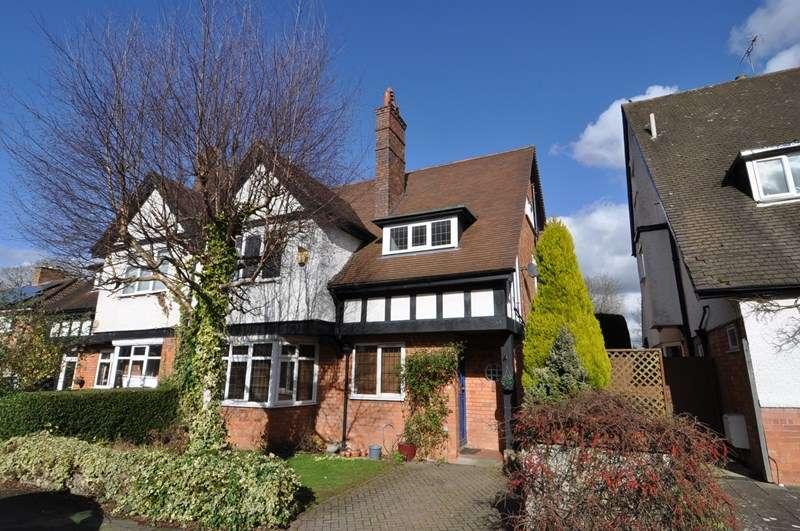 5 Bedrooms Semi Detached House for rent in Sandhills Road, Barnt Green, Birmingham