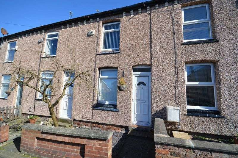 2 Bedrooms Terraced House for sale in Birkett Road, West Kirby