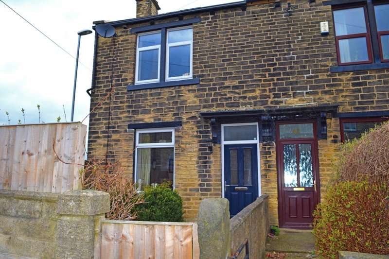 2 Bedrooms End Of Terrace House for sale in Stony Royd, Farsley, LS28