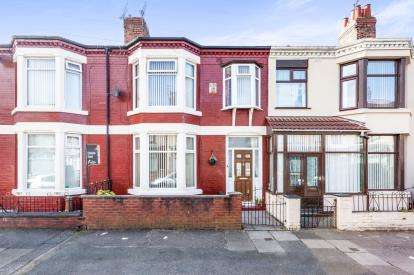 3 Bedrooms Terraced House for sale in Ovolo Road, Stoneycroft, Liverpool, Merseyside, L13