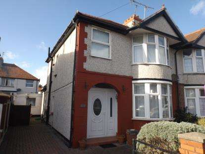 3 Bedrooms House for sale in Terence Avenue, Rhyl, Denbighshire, LL18