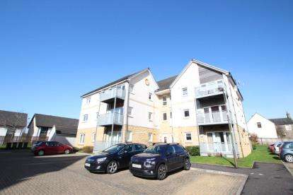 2 Bedrooms Flat for sale in Hawk Brae, Livingston