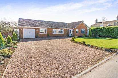 4 Bedrooms Bungalow for sale in Priory Road, Fishtoft, Boston, Lincolnshire