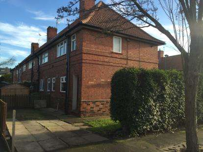2 Bedrooms End Of Terrace House for sale in Bunting Street, Dunkirk, Nottingham, Nottinghamshire