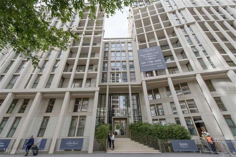 1 Bedroom Property for sale in Abell House, Westminster, London, SW1P