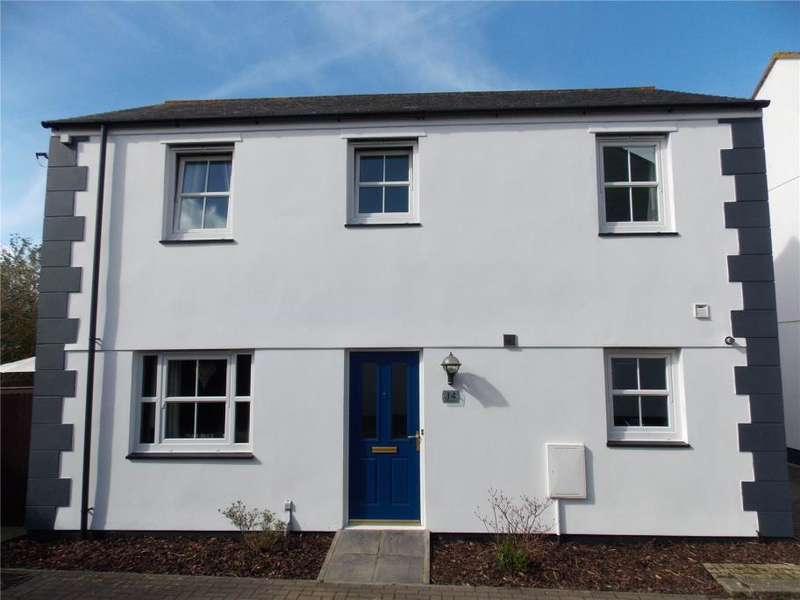 3 Bedrooms Detached House for sale in Chyandour, Redruth