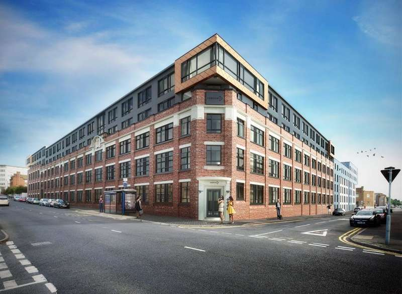 Apartment Flat for sale in Fabrick Lofts, Bradford Street, Digbeth, Birmingham, B12 0NS