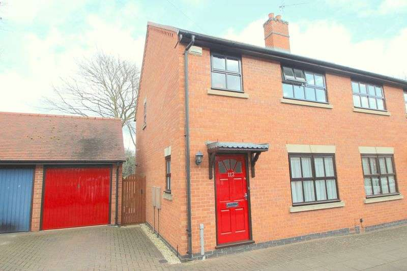 3 Bedrooms Semi Detached House for sale in High Street, Bidford on Avon