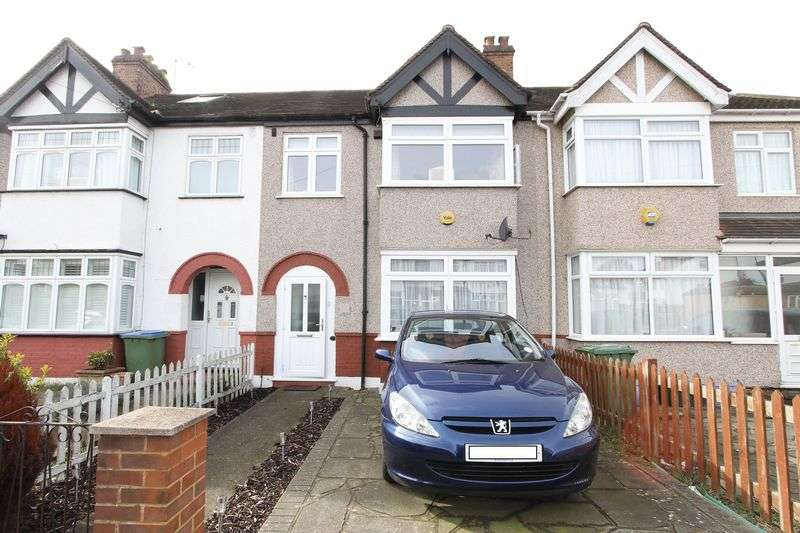 3 Bedrooms Terraced House for sale in Seaforth Avenue, New Malden