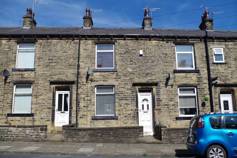 2 Bedrooms Terraced House for sale in Boothtown, Halifax HX3