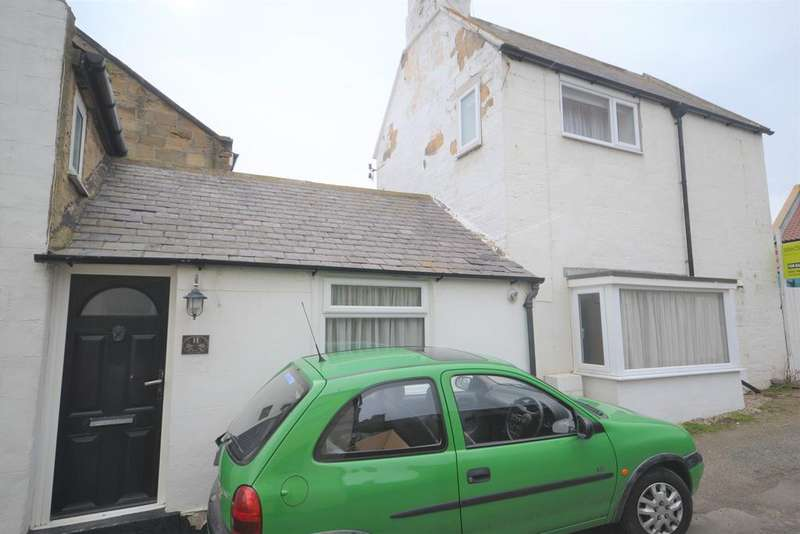 2 Bedrooms Cottage House for sale in Cliff Terrace, Marske TS11