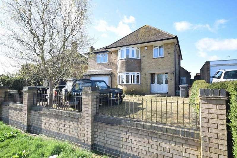 5 Bedrooms Detached House for sale in Loddington Road, Cransley, Kettering