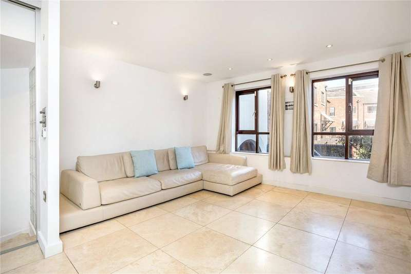 3 Bedrooms Terraced House for sale in Prospect Place, Wapping Wall, London, E1W