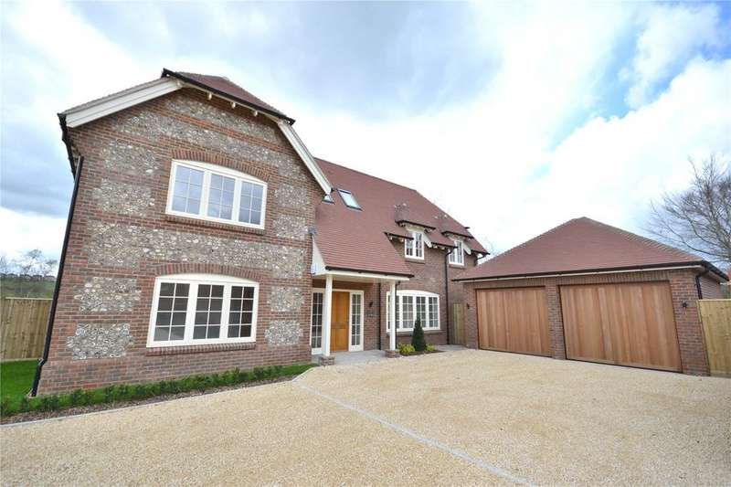 4 Bedrooms Detached House for sale in Chancellor's Farm, Stratford Sub Castle, Salisbury