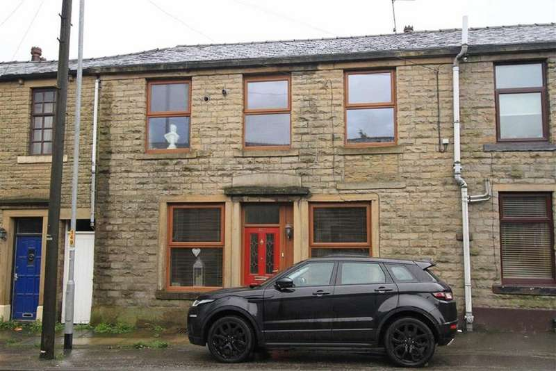 5 Bedrooms Terraced House for sale in 857, Edenfield Road, Norden, Rochdale, OL11