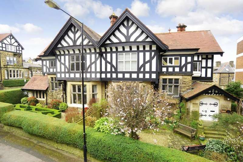 3 Bedrooms Apartment Flat for sale in Springfield Avenue, Harrogate