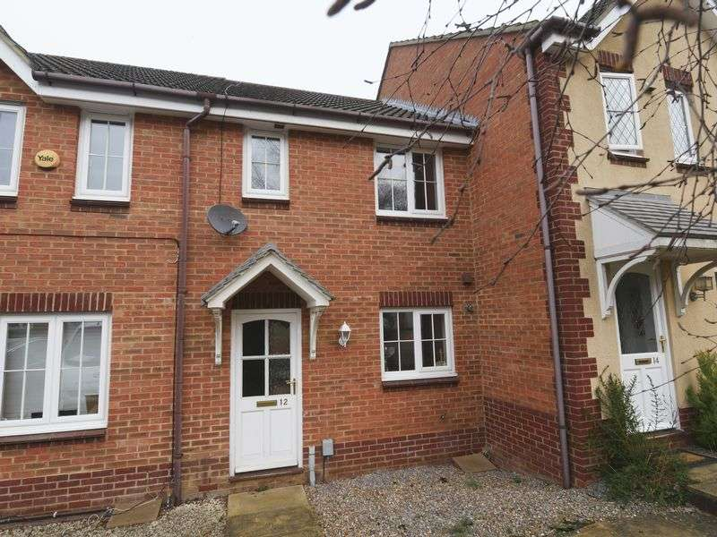 2 Bedrooms Terraced House for sale in Foyle Close, Stevenage