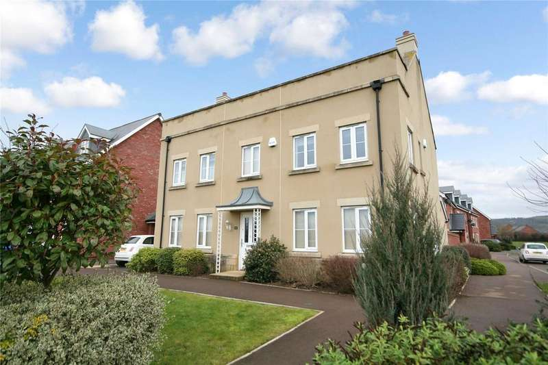4 Bedrooms Detached House for sale in Vale Road, Bishops Cleeve, Cheltenham, GL52