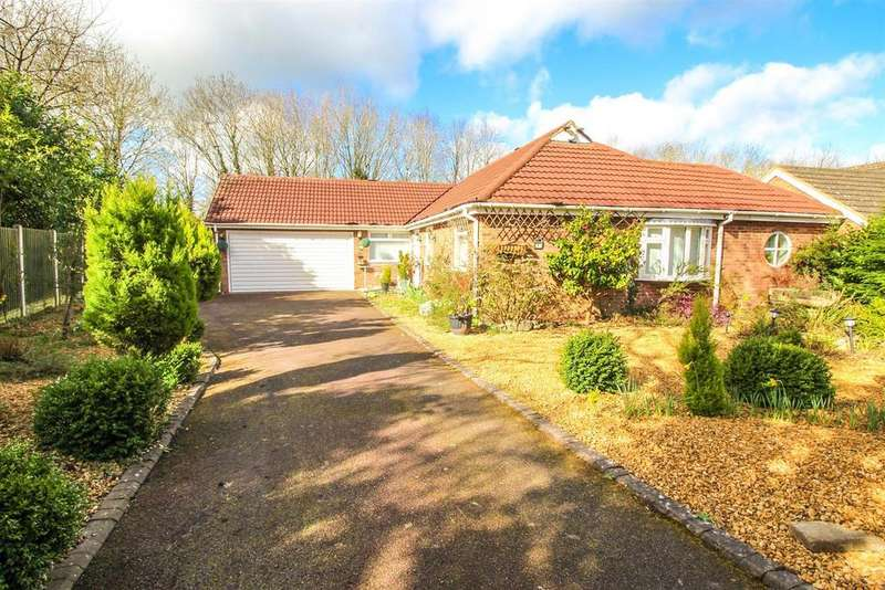 3 Bedrooms Detached Bungalow for sale in Alveley Close, Redditch
