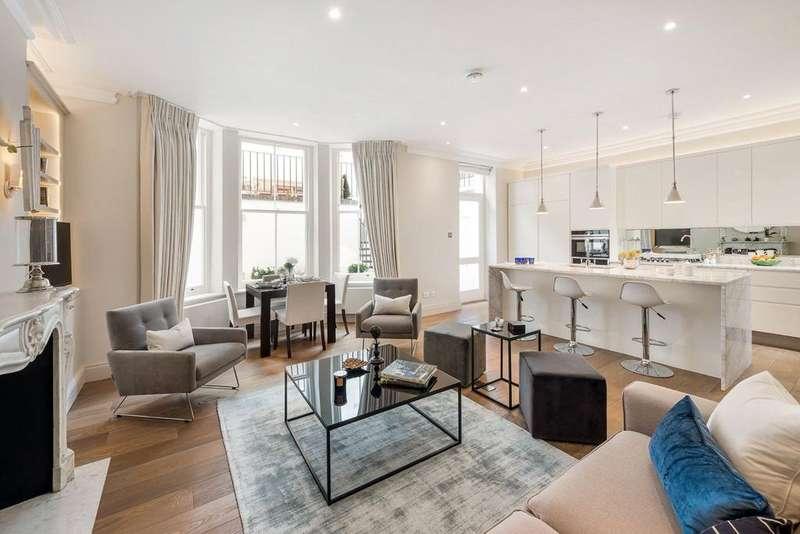2 Bedrooms Maisonette Flat for sale in Pont Street, Knightsbridge, London, SW1X