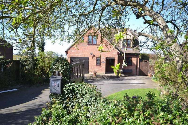 4 Bedrooms Detached House for sale in Waterside Road, Bradwell-on-Sea, Essex