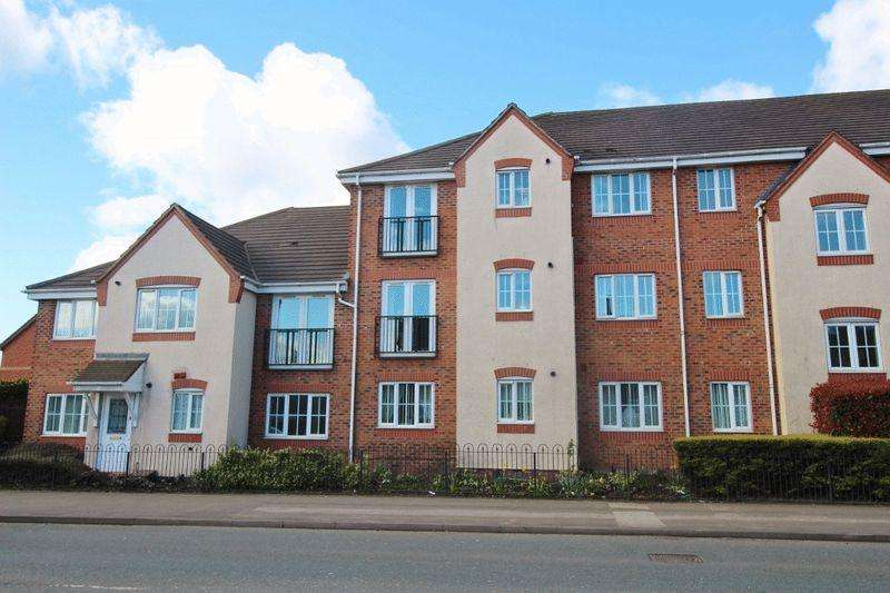 2 Bedrooms Flat for sale in Clarkes Lane, Willenhall