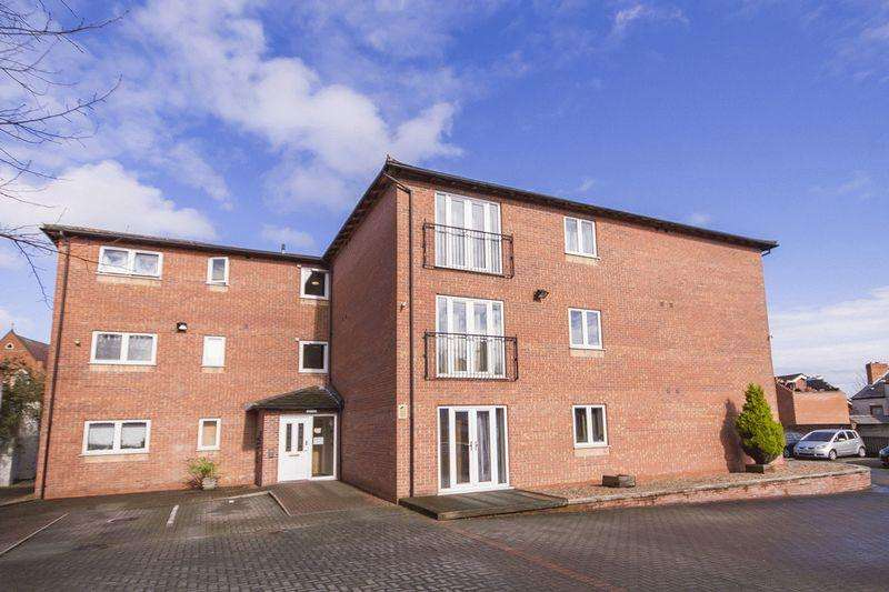 1 Bedroom Apartment Flat for sale in EMPRESS ROAD, DERBY